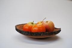 Kirschholzschale klassisch Obst - SG8